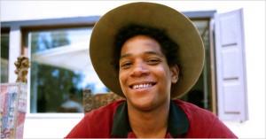 Basquiat before heroin got him