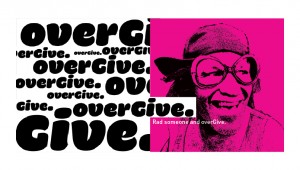 OVERGIVE