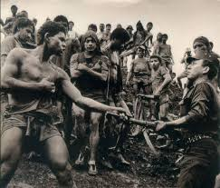 Mine Workers in Brazil...one of the most powerful photo books of all time is Salgados book on workers in brazil
