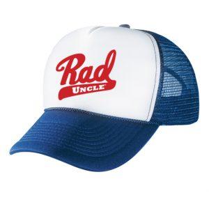 RadUncle_TrkHat_Bl_RedScript
