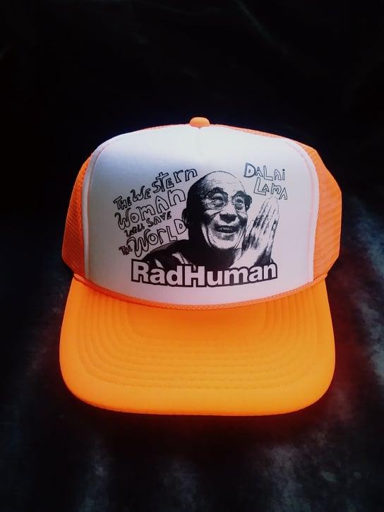 Dalai_Lama_Orange-White_Hat